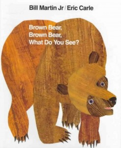 Brown Bear Brown Bear - review by Alan Dapre