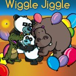 kindle, alan dare, picture ebook, wiggle jiggle