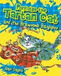 Brawsome Bagpipes, alan dapre, author, scotland, floris books, childrens books, humour